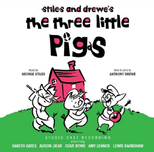 The Three Little Pigs London Studio Cast CD